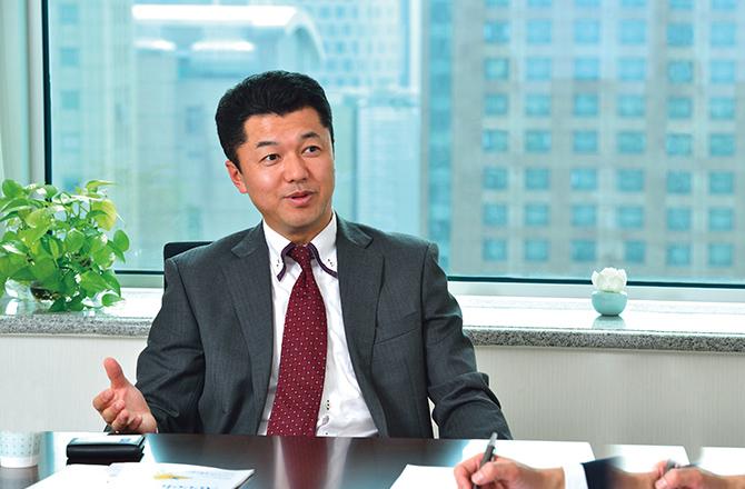 東陶(中国)有限公司 – TOTO WAYを大切にする リーダーと一緒に会社を成長させたい